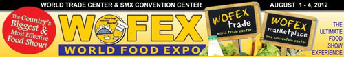WOFEX 2012, World Trade Center & SMX Convention Center, Philippines